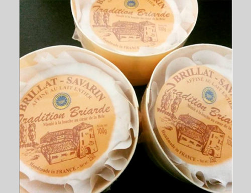 BRILLAT SAVARIN TRADITION BRIARDE
